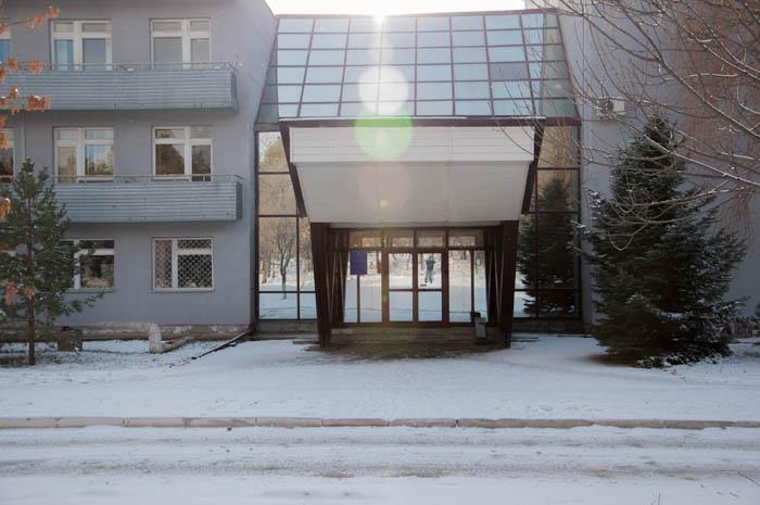 Поликлиника областной больницы 3